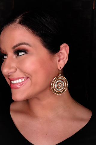 Beauty Queen Earring