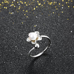Pearl 925 Sterling Silver Ring