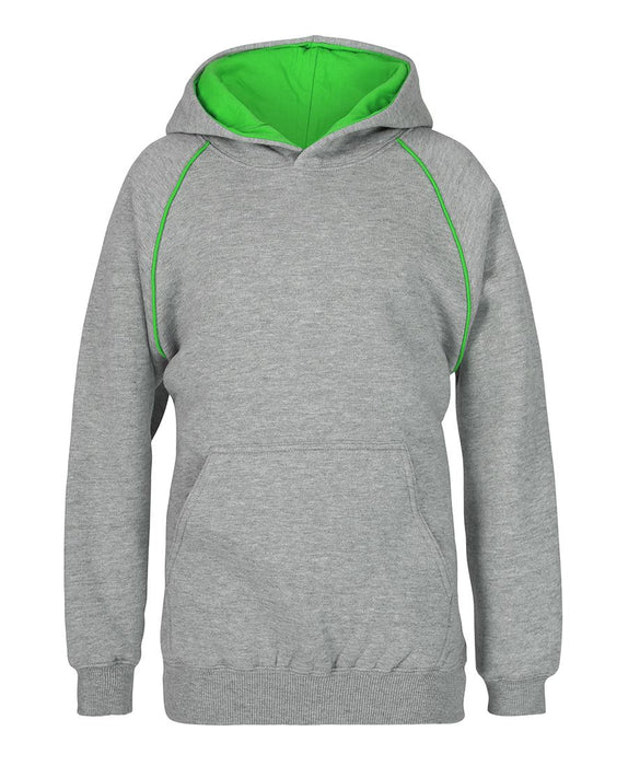 Contrast Hoodie - Adult and Kids Sizing