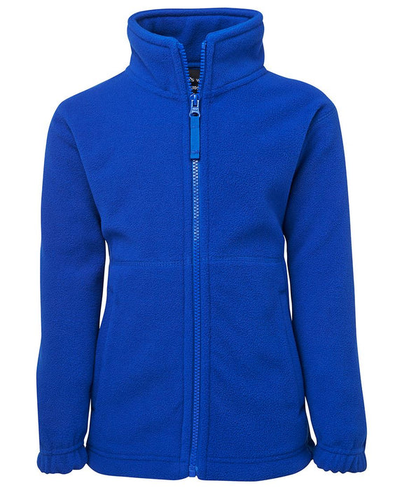 ZIP Front Polar Fleece  - Adult's & Kid's Sizing