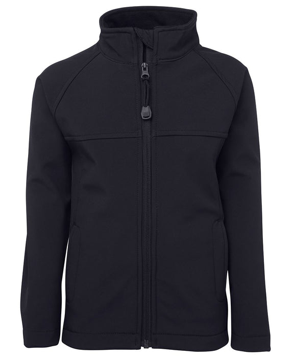 Soft-Shell Layer Jacket - Adult & Kid's Sizing