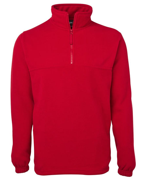 Classic Polar Fleece 1/2 Zip Front - Adult's & Kid's Sizing