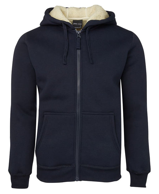 Fleecy Zip Hoodie - Adult and Kids Sizing