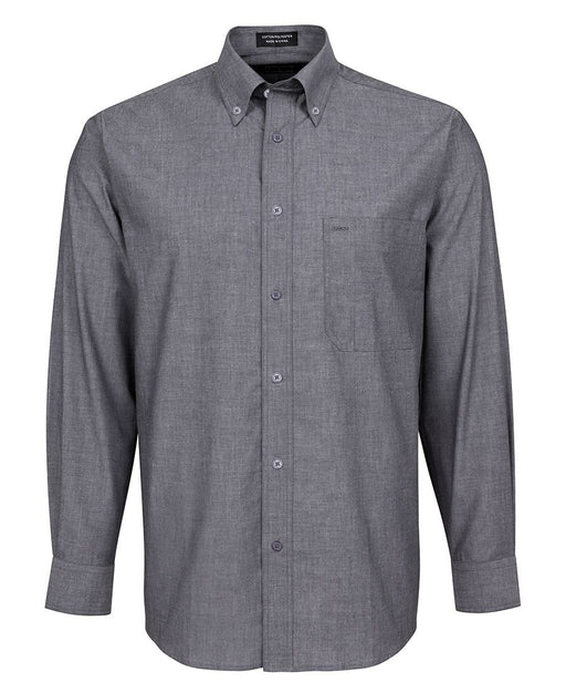 The Fine Chambray Shirt