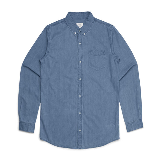 AS Colour Blue Denim Shirt