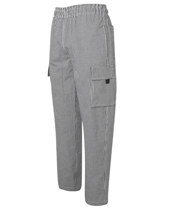 Elasticated Cargo Pants