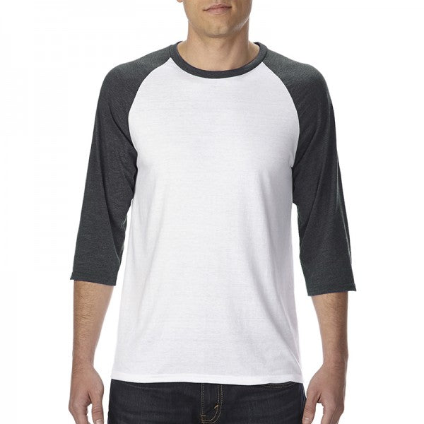 Anvil 3/4 Sleeve Raglan T-Shirt