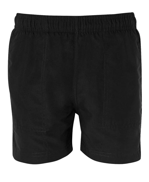 Plain Black or Navy Sport Shorts - Adult & Kid's Sizes