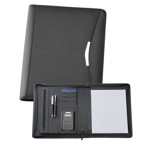 A4 Bonded Leather Compendium
