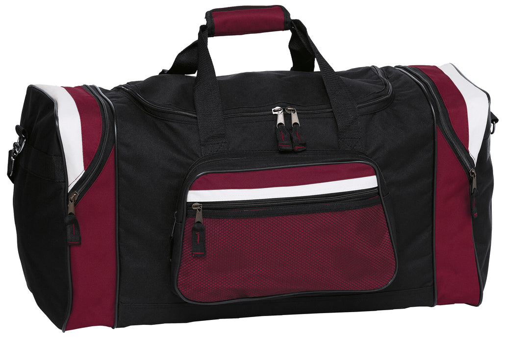 Contrast Gear Duffle Bag
