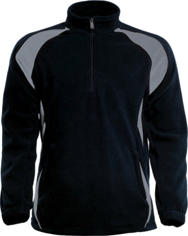 Contrast Polar Fleece