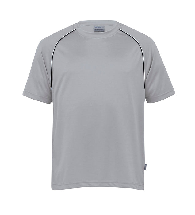 DRI GEAR Piped T-Shirt