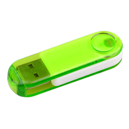 Transparent Flash Drive