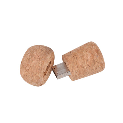 Champagne Cork Flash Drive