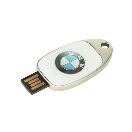Sliding Epoxy Dome Flash Drive