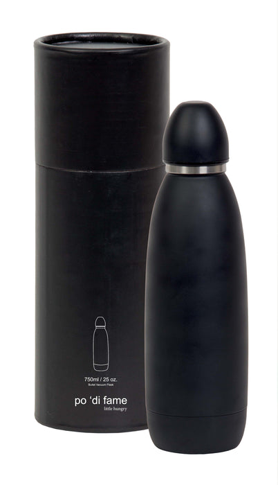 Bullet Flask -Stainless Steel