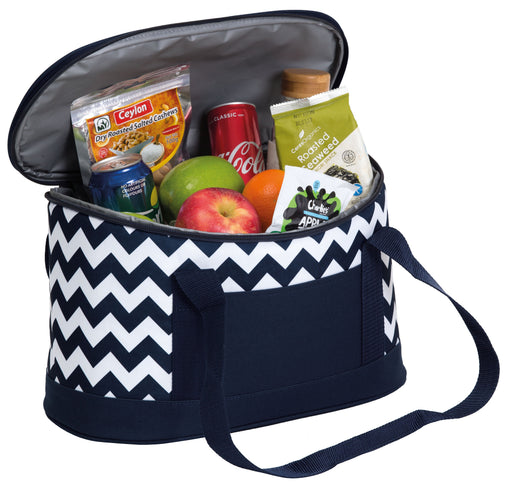 Chevron Cooler Bag