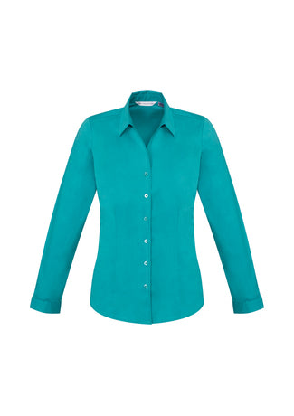 Monaco Womens Long Sleeve Shirt
