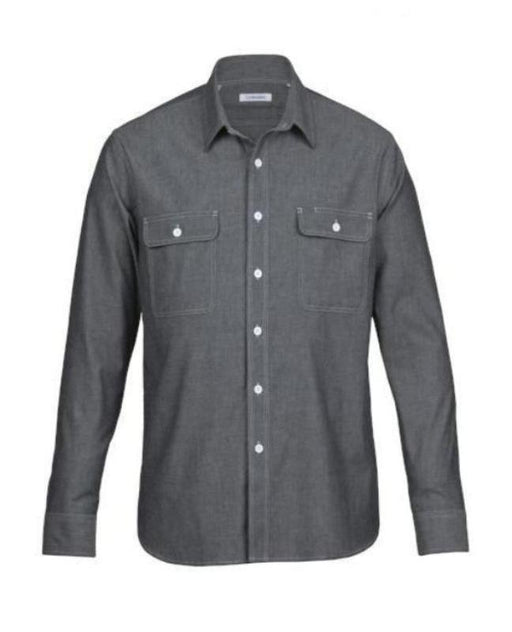 The Chambray Shirt - Men's & Women's Sizing