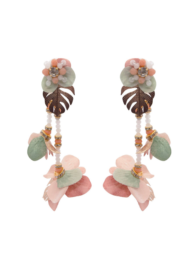 Pendientes Timba nude