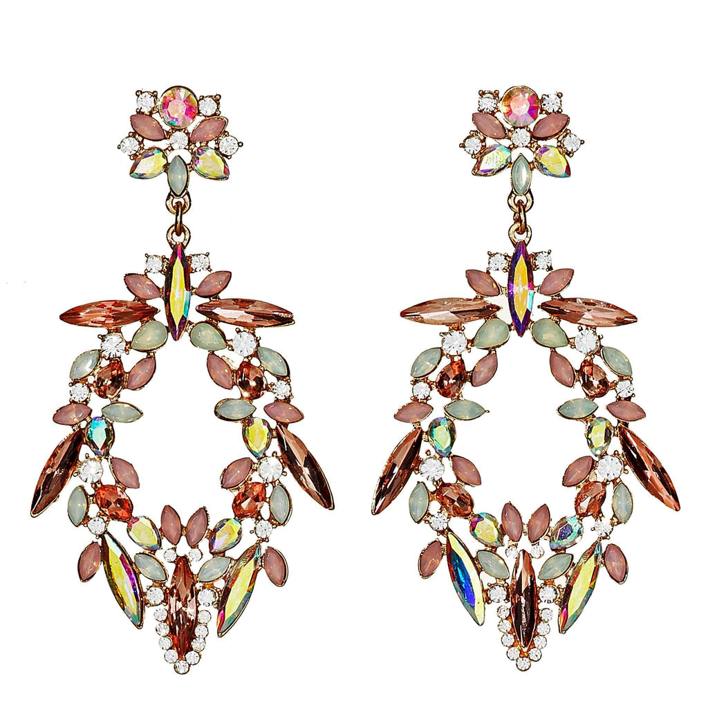 Beyonce Crystal Chandelier Earrings