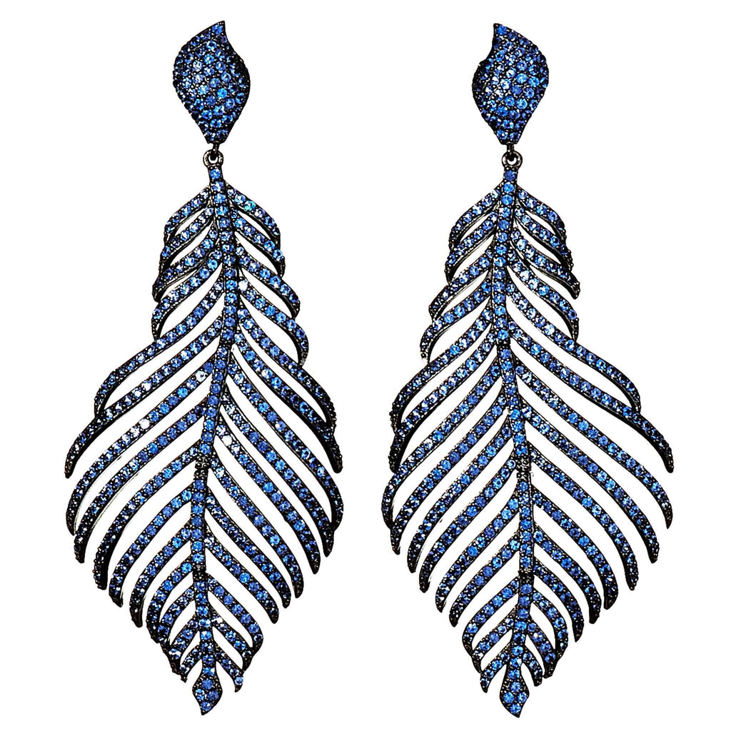 Willa Fringe Statement Earrings