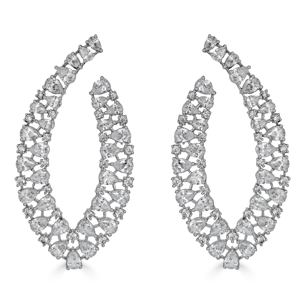 Mabel Front-to-back Earrings