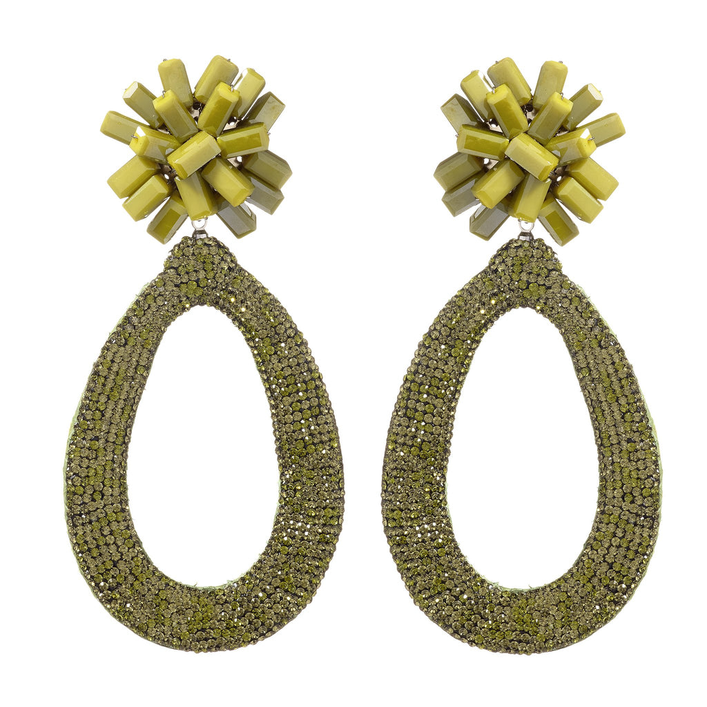 Andi Crystal Statement Earrings