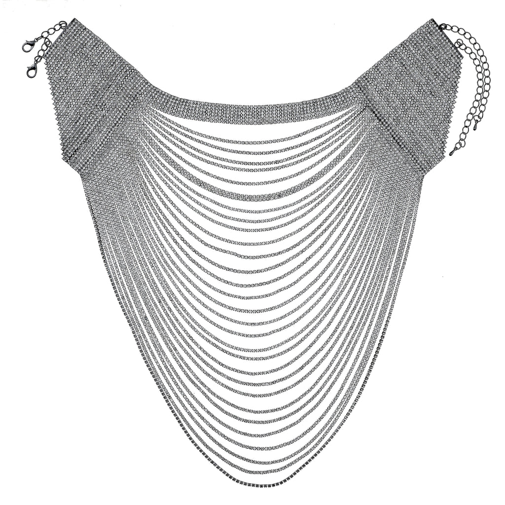Gwenyth Layered Chain Necklace