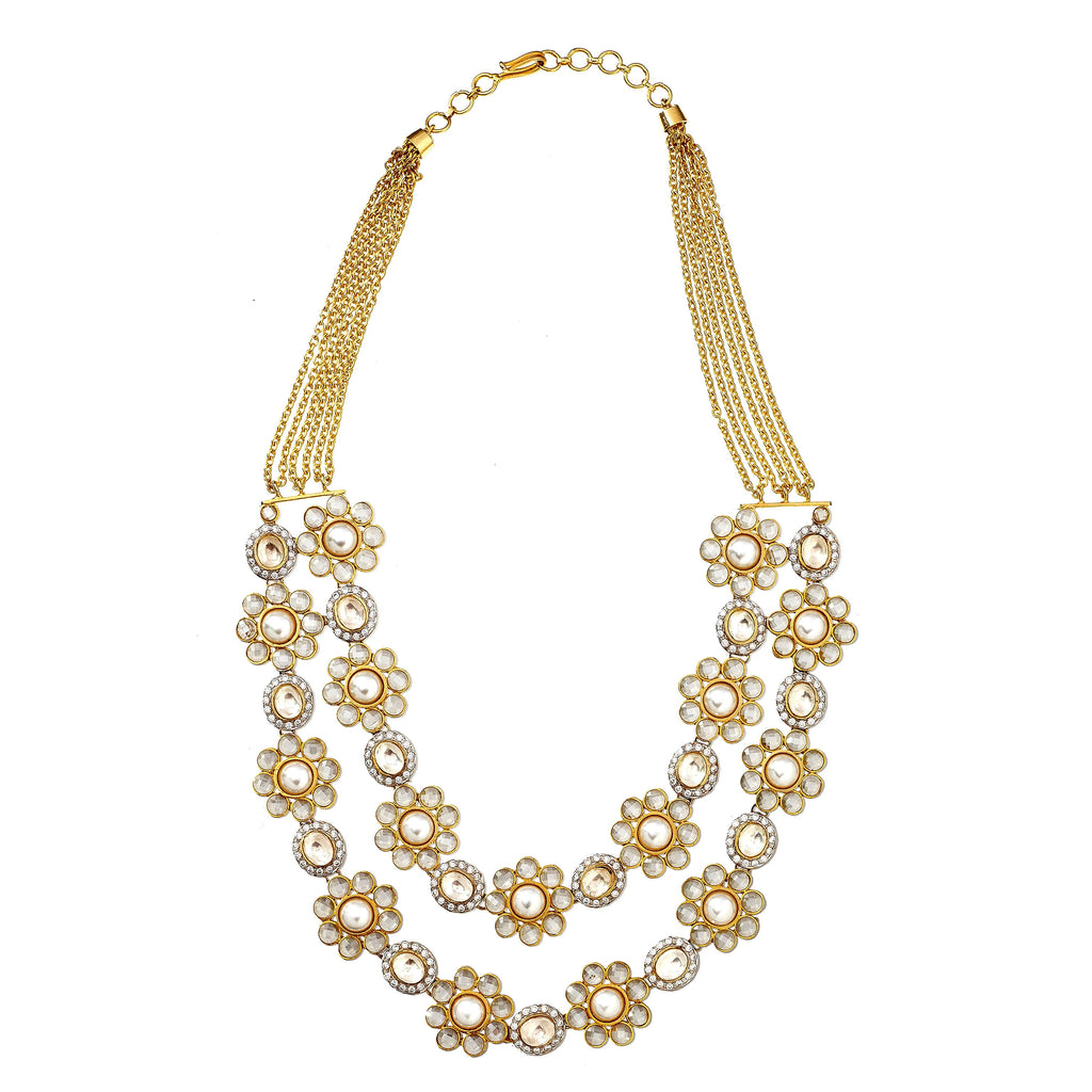 Christina Multi- Row Necklace