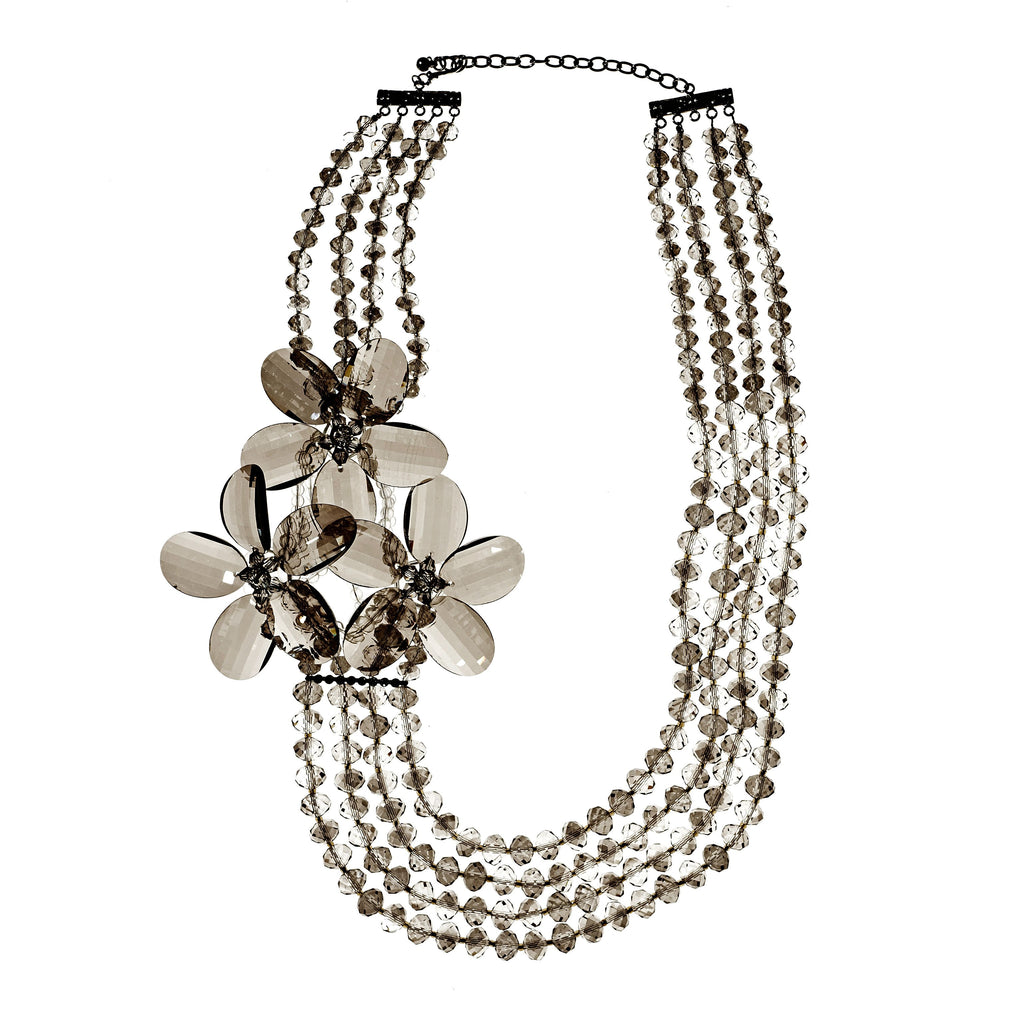 Minka Statement Crystal Necklace