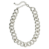 Zita Crystal Links Necklace