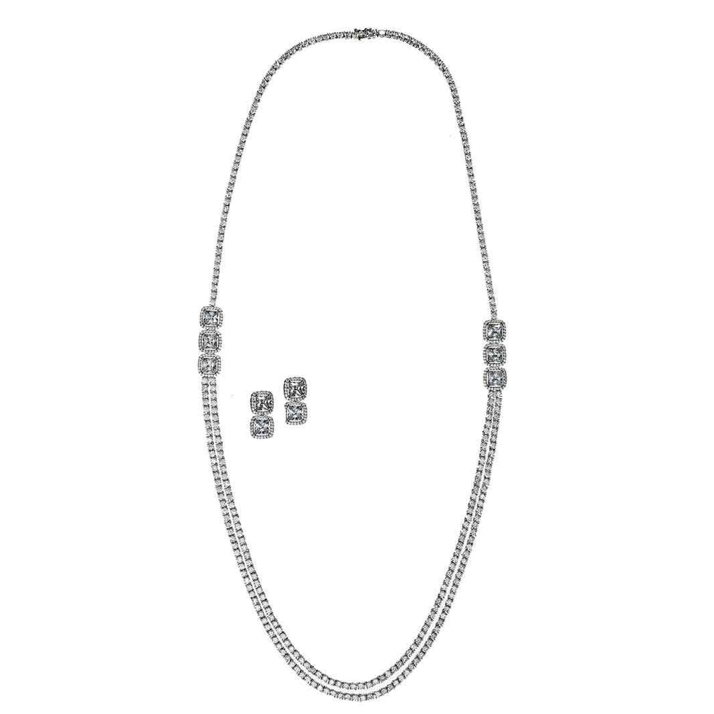 Randi Long Necklace Set