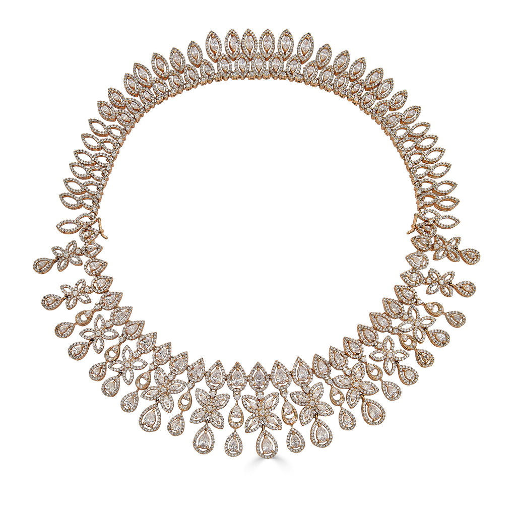 Mamie Statement Necklace Set