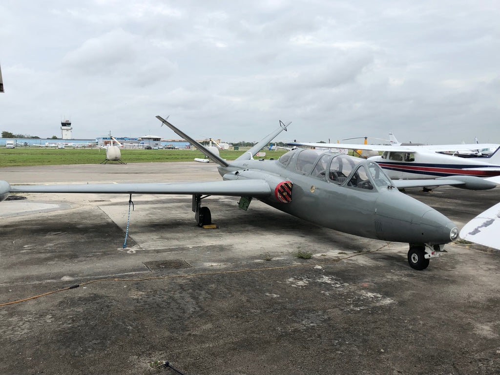 Fouga Magister & L39 Photos