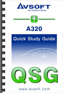 airbus a320 quick study guide avsoft flightopps store rh flightopps store airbus a320 study guide pdf airbus training study guide easyjet