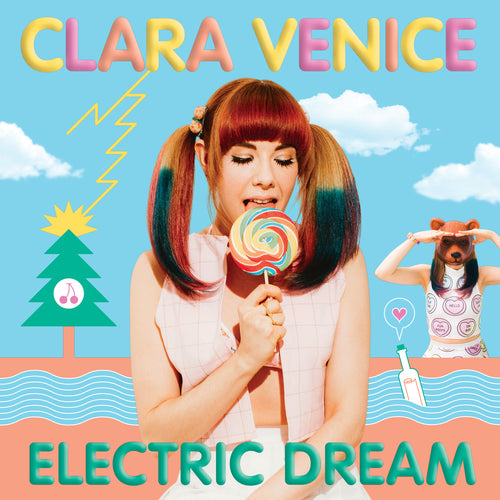 Electric Dream CD