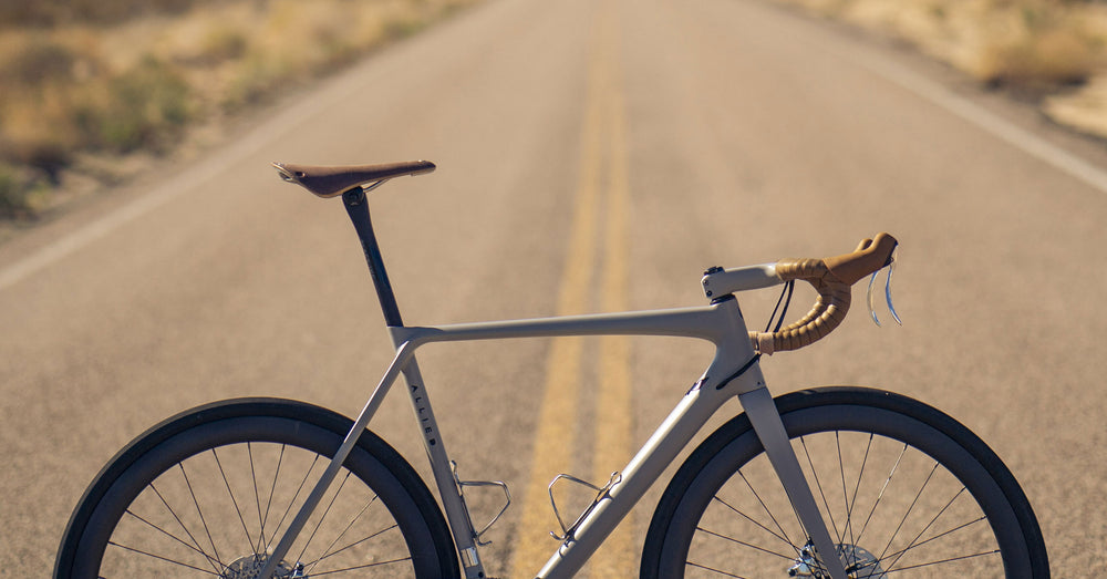 ALLIED CYCLE WORKS - USA MADE CARBON FIBER ROAD BIKES – ALLIED CYCLE