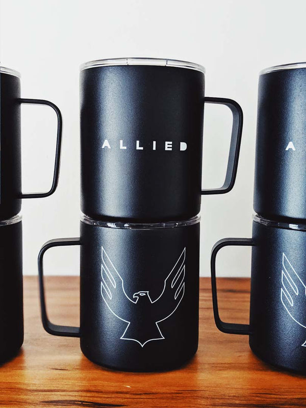 ALLIED x Miir 12 oz. Camp Cup