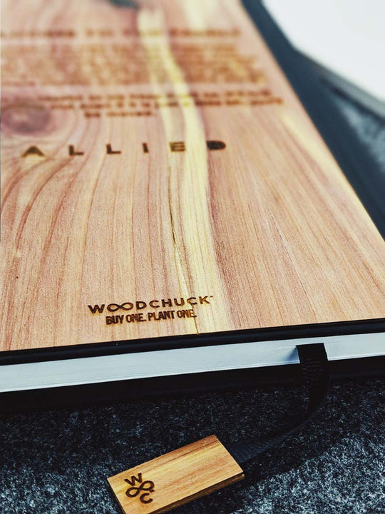 ALLIED x Woodchuck Journal