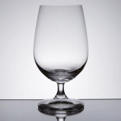 Crystal Water Goblet 12 oz Rented in multiples of 5
