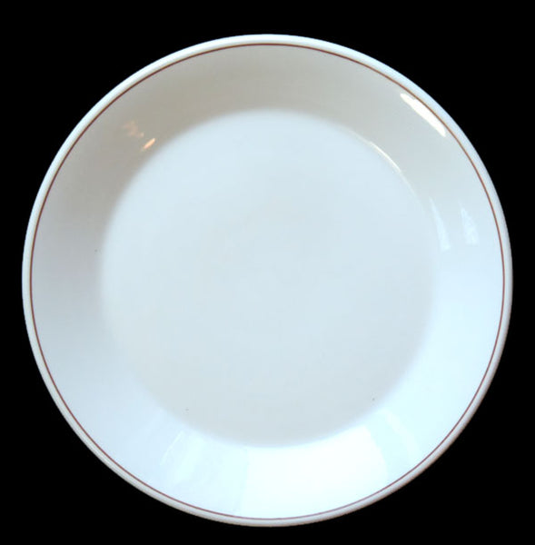 "China Dinner Plate 10"" Rented in multiples of 5"