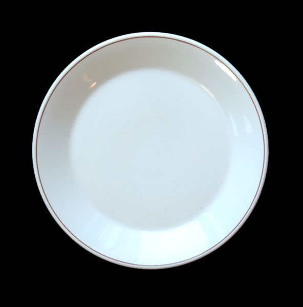 "China Dinner Plate 9"" Luncheon size"
