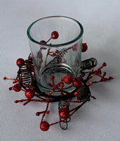 Glass Votive for Tea Lights