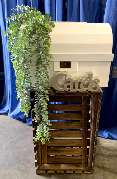 Wedding Card Chest