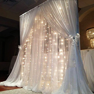 Light Curtain Backdrop