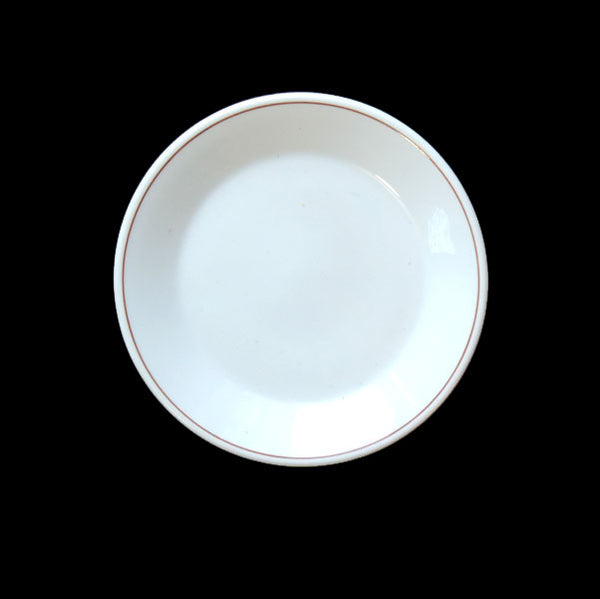 "China Side Plate 6"" Rented in multiples of 5"