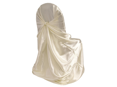 Universal Chair Cover Ivory