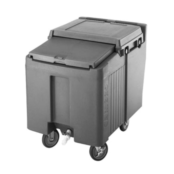 Ice caddy Black 100lb