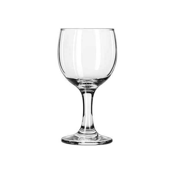 Burgundy Wine Glass 6 oz